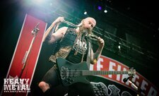 Five Finger Deathpunch Tons Of Rock 2017 Jørgen Freim