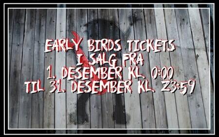Early Birds Billetter