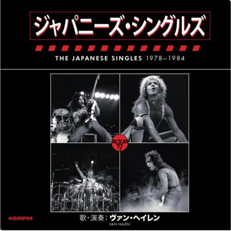Van Halen Singelboks 19